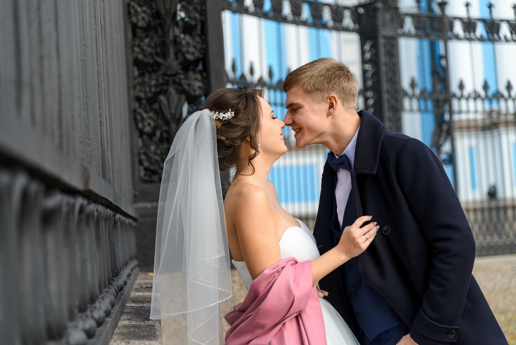 свадебная фотосессия спб