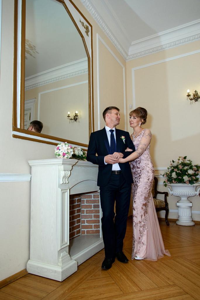 свадебная фотосессия в загсе спб