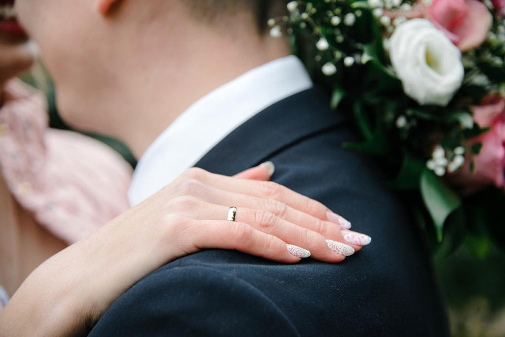 свадебная фотосессия у загса